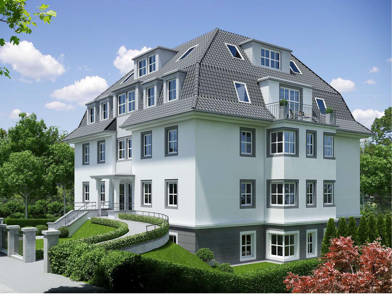 Freiburg Villa ingenieurbüro für haustechnik dipl ing fh e behringer